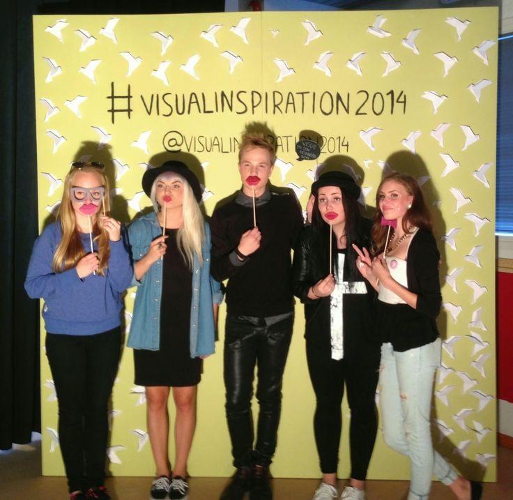 Visual Inspiration 2014 tapahtuman suunnittelu ja toteutus