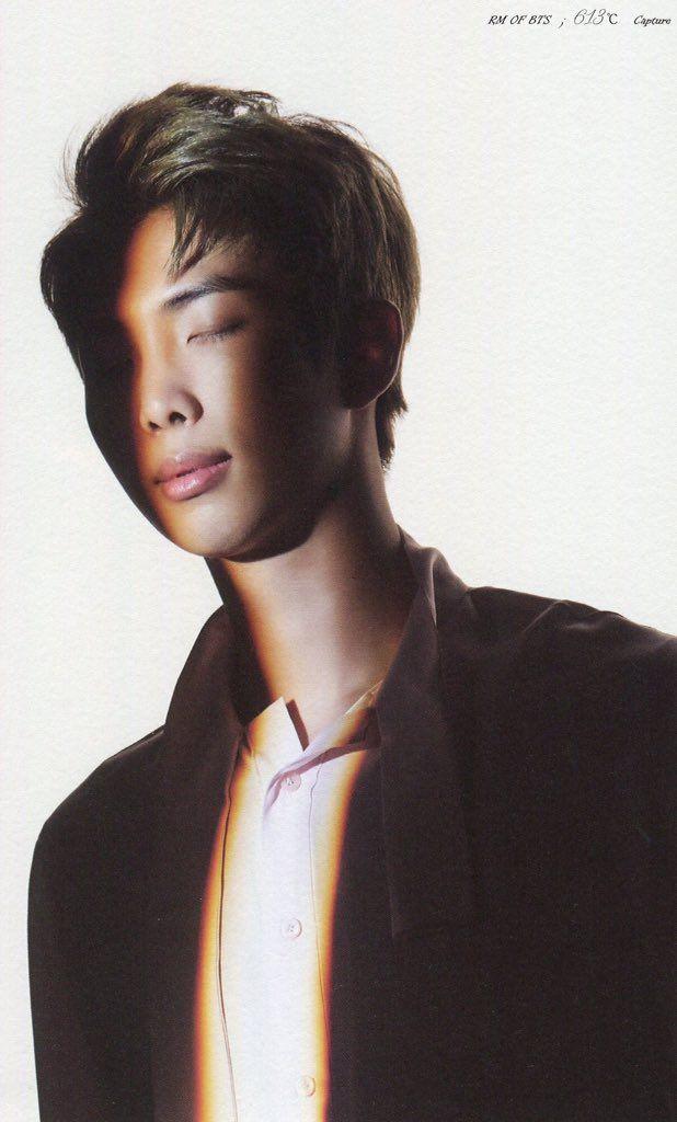 Rap Monster [랩몬스터]   Kim Namjoon [김남준]