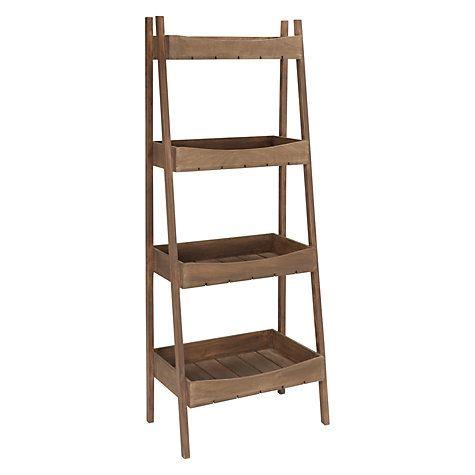 Buy John Lewis Country Ladder Shelving Unit Online at johnlewis.com