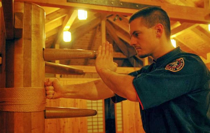 Patenaude Martial Arts Kung Fu: Demoralize him from attacking again.