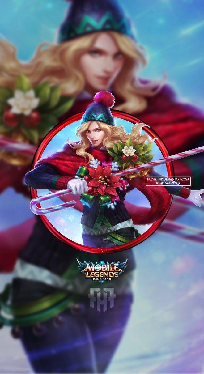 Christmas Carnival Lancelot.Wallpaper Phone Lancelot Christmas Carnival By Fachrifhr