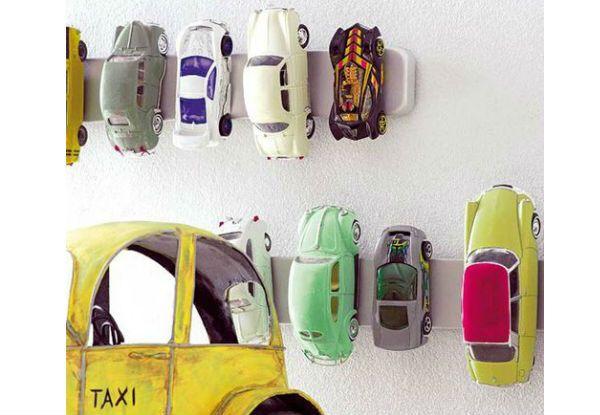 Big Toy Car Holder : Melhores imagens de organização brinquedos no