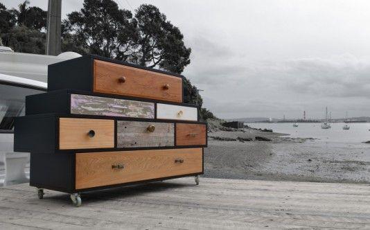Old Drawers New Life - Kim Creative Design Furniture