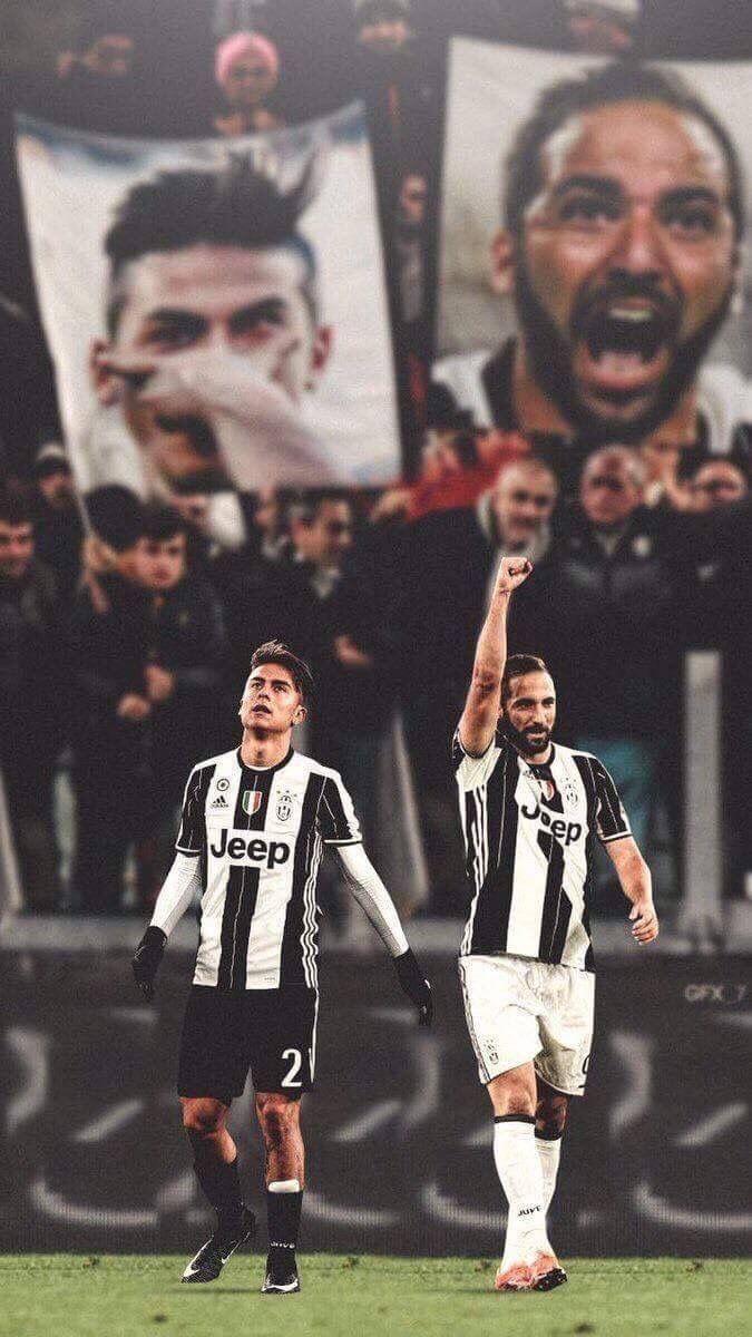 Paulo Dybala & Gonzalo Higuain | Juventus 2016/2017