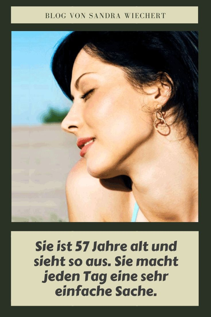 Jan 14, 2020 - ad_1] Sie ist Irene Sanders. 40 Jahre! Und das ist noch nicht einmal ihr Alter. Sie is... She is Irene Sanders. 40 years! And that's not even her age. She is actually 57 years old. She uses a crea