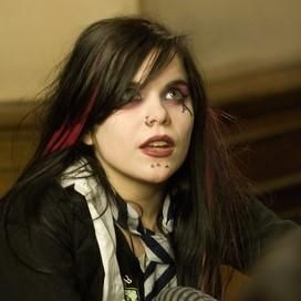 Paloma Faith as Andrea in St. Trinians