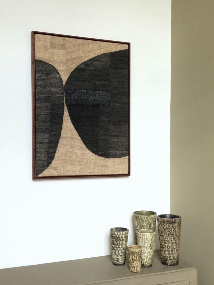 Silk Collage 'Elsworth': Remodelista