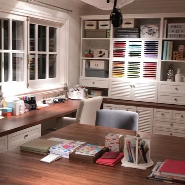 672 best Craft Room & Office Organization Ideas images on Pinterest ...