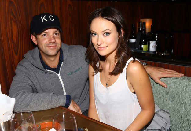 Olivia Wilde and Jason Sudeikis | 12 Surprising Celebrity Couples You Might Not Realize Are Together