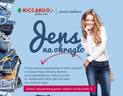 "Check out new work on my @Behance portfolio: ""jeans over and ... - emailing campaign fashion store."" http://on.be.net/1mbegNS"