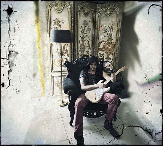 MANTI - Δεύτερο single από το album 'Dark Obsession'  new_single #guitar #video #new_album #rock #music #anthimos_manti #manti