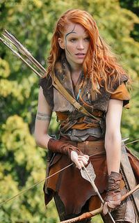 Tamzin Merchant as Rhonu ( Dragonheart 3)