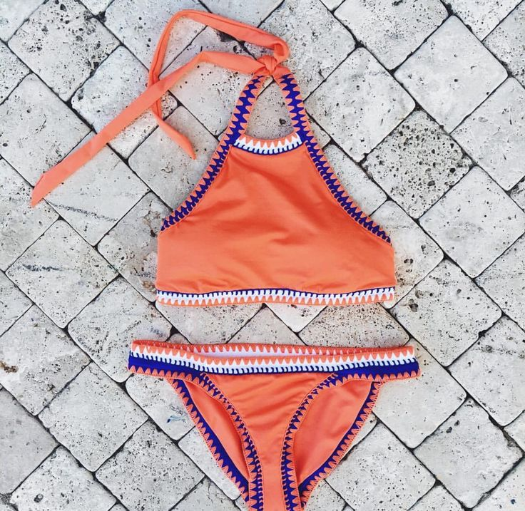 Seafolly Australia, Neon Bikini | Ophelia Swimwear | | Seacrest, FL & Seaside, FL | www.opheliaswimwear.com