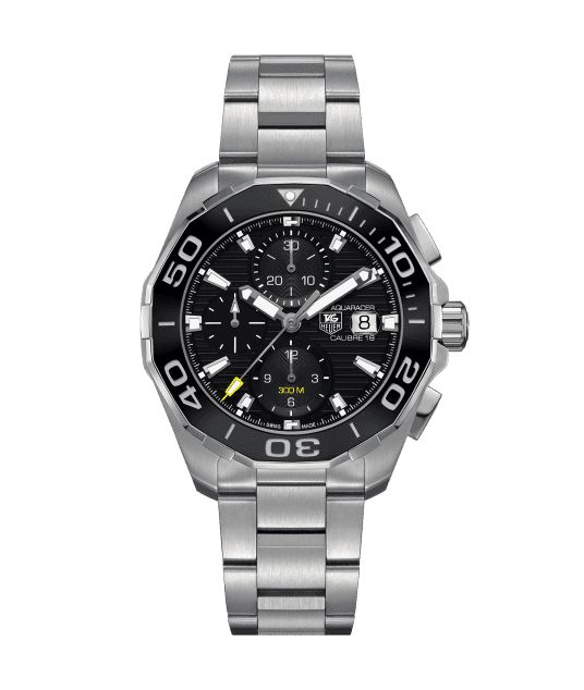 Aquaracer Calibre 16 Automatic Chronograph 300M - 43MM Ceramic Bezel CAY211A.BA0927 TAG Heuer watch price