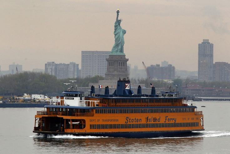 New York City...via ship from Germany on the crossing of the Disney Fantasy
