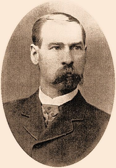 Wyatt Earp's brother, James.