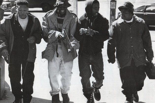 """Cast & Crew From """"Juice"""" Share Behind The Scenes Moments From The Movie"""