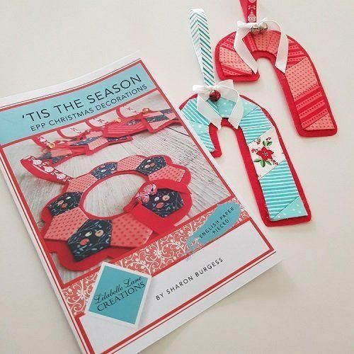 """""""Tis The Season """" designed by Sharon Burgess for Lilabelle Lane."""