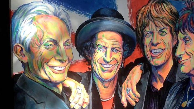 Hamburg zeigt Kunst - Das Kreativfestival am 27. August 2016 im Hamburger Stadtpark. #hamburgzeigtkunst #hamburg #Rollingstones #Mickjagger #Birthday #DavidBowie #HappyBirthday #Jimi Hendrix #MichaelJackson #Painting #PopArt #Portraits #Portrait #theKingofPop #Video #AmyWinehouse