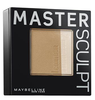 Maybelline Master Sculpt Maybelline Master Sculpt SCULPT. DEFINE. RESHAPE. SHAPE UP WITH YOUR MAKE-UP SHAPE THE LOOK OF YOUR FACE IN 3 EASY STEPS Step 1: Contour to define cheeks, nose, forehead Step 2: Highlight cheekbones, http://www.MightGet.com/january-2017-12/maybelline-master-sculpt.asp