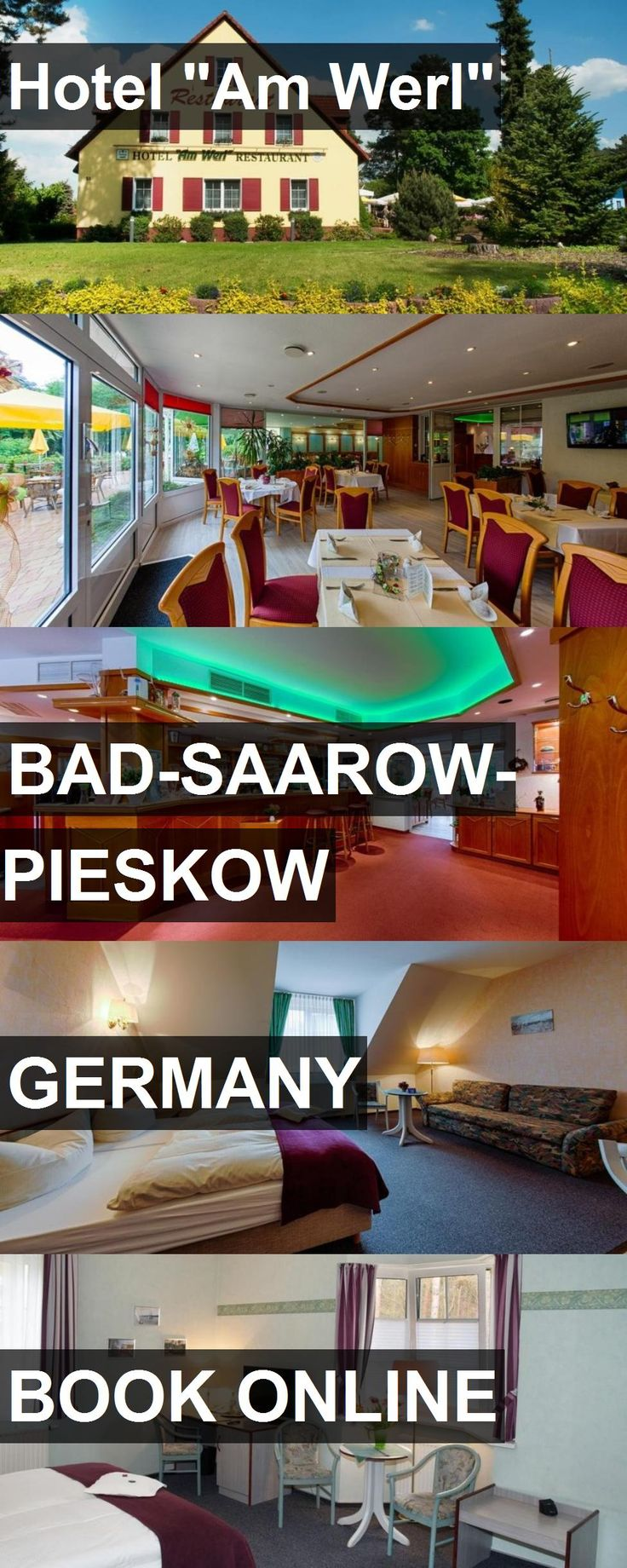 """Hotel Hotel """"Am Werl"""" in Bad-Saarow-Pieskow, Germany. For more information, photos, reviews and best prices please follow the link. #Germany #Bad-Saarow-Pieskow #Hotel""""AmWerl"""" #hotel #travel #vacation"""