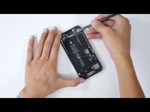 Dünya'da İlk ve Tek iPhone 7 Plus Arka Kamera Camı Değişimi Videosu - YouTube