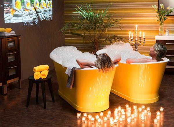 98 best Bathroom images on Pinterest Bathroom, Modern bathrooms - k amp uuml che aus paletten