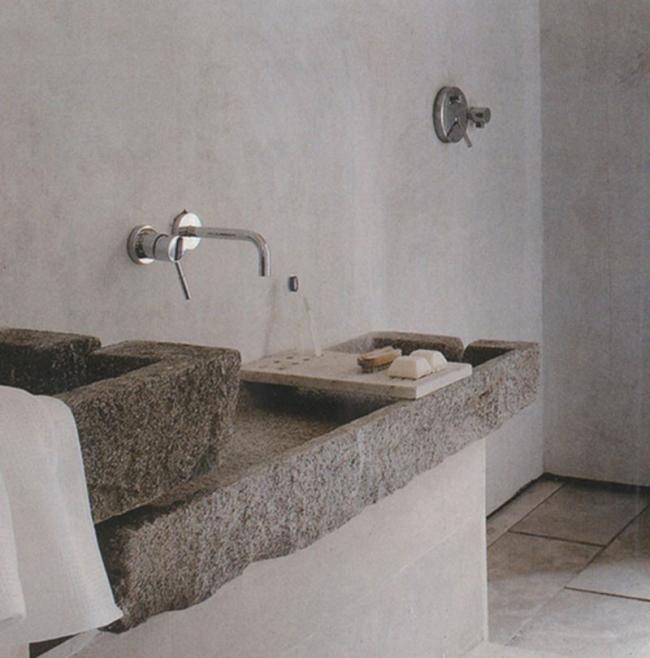wonderful stone sink