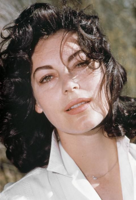 Ava Gardner (1922–1990) / Photo: Wayne Miller (1959)                                                                                                                                                                                 More