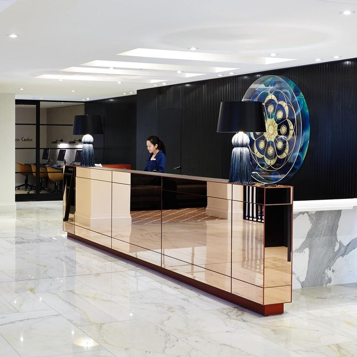 bates smart is an integrated architecture interior design and urban design practice batessmart reception counterhotel - Hotel Front Desk Counter Design