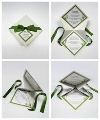 partecipazioni matrimonio origami - Cerca con Google