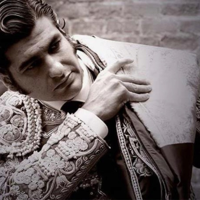 "Possible dream casting for Captain Rodrigo Belmonte: Juan Antonio Morante Camacho aka ""Morante de la Puebla"""