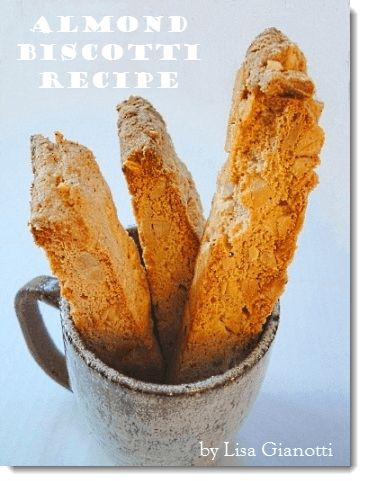This almond biscotti recipe is an authentic Italian biscotti recipe that's been made forever.See this and over   235 Italian dessert recipes with photos.