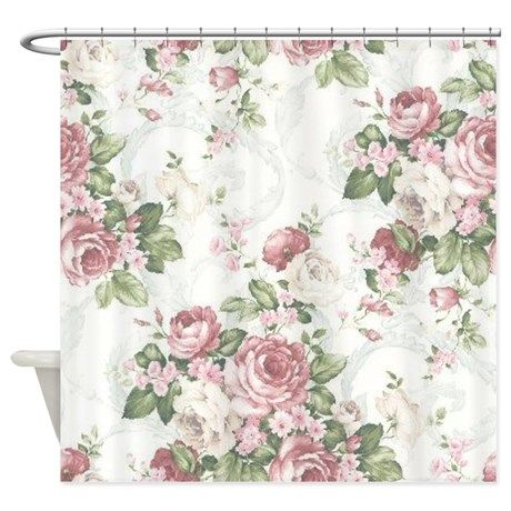 Top 25 ideas about Shower Curtains on Pinterest | Floral patterns ...