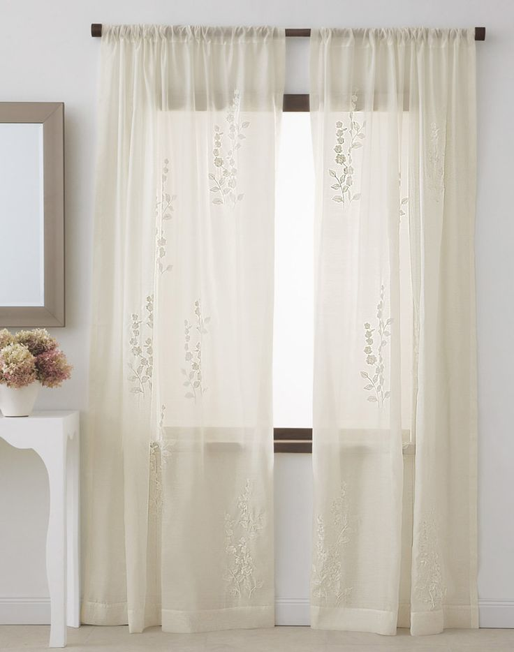 about large window curtains on pinterest short curtain rods window
