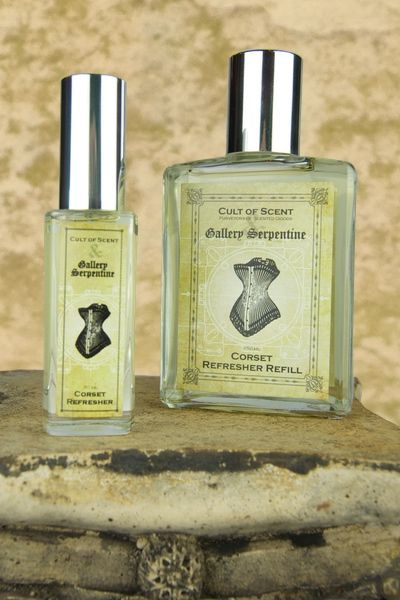 Corset Refresher 30ml, Cult of Scent have formulated the Corset Refresher exclusively for Gallery Serpentine.