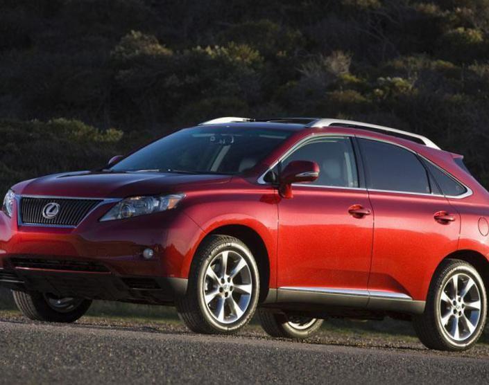 Lexus RX 350 prices - http://autotras.com