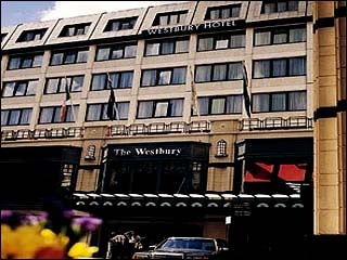 The Westbury Hotel - Dublin: one night this September