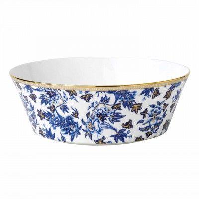 Hibiscus Round Serving Bowl 25cm