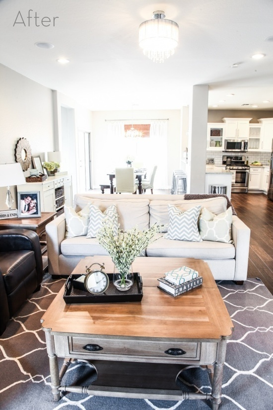 25 best images about home open living dining ideas on for Best living room ever