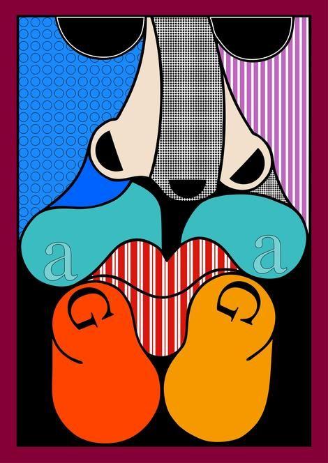 Oswald Aulestia, el cec on ArtStack #oswald-aulestia #art