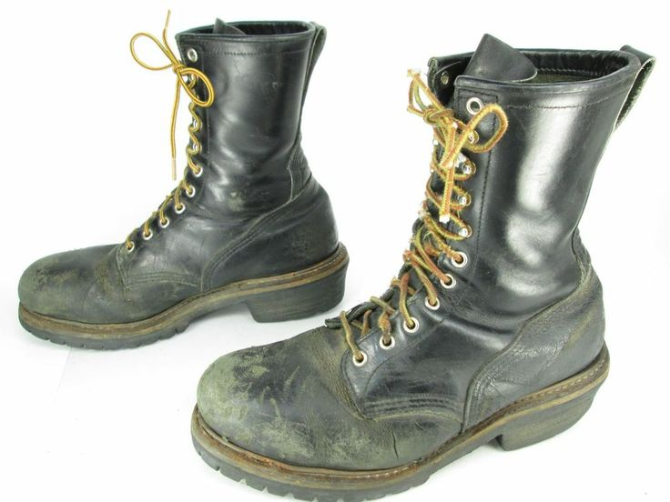 1000  ideas about Red Wing Logger Boots on Pinterest | Men boots ...