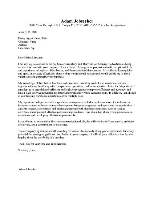 cover letter for internship logistics templates letters important resumes