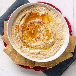 I Quit Sugar - Cauliflower Hummus