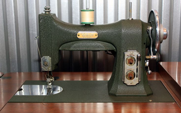 Details about White Rotary Model 77 Electric Sewing