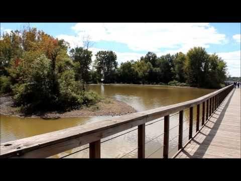 Exploring Hoover Reservoir (dam) in Westerville Ohio