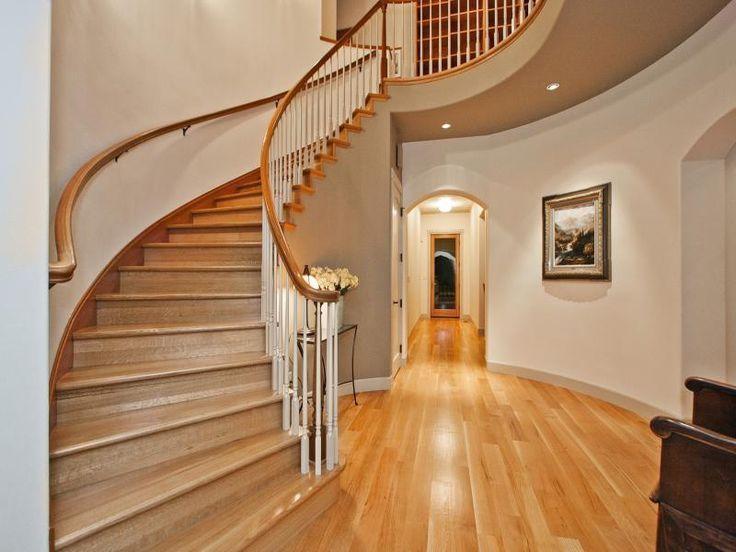 Lighting Basement Washroom Stairs: Orig. Post: Open Basement Idea? (from Bottom Floor View