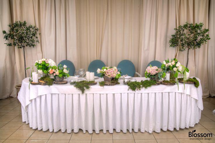 Wedding decoration,decor, wedding  flowers, floral arrangement, floral, flower decoration, decor items,table newlyweds, the bureau, wedding table,creative /президиум,стол молодоженов,свадебный стол,композиция,свадебный дизайн,декор,элементы оформления,креатив. Blossom design. Flowers & Decor. Studio floristry and design blossom. Decorating your events, Kiev.