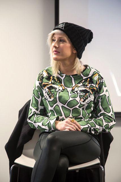 Visitor: Ellie Goulding | Flickr - Photo Sharing!