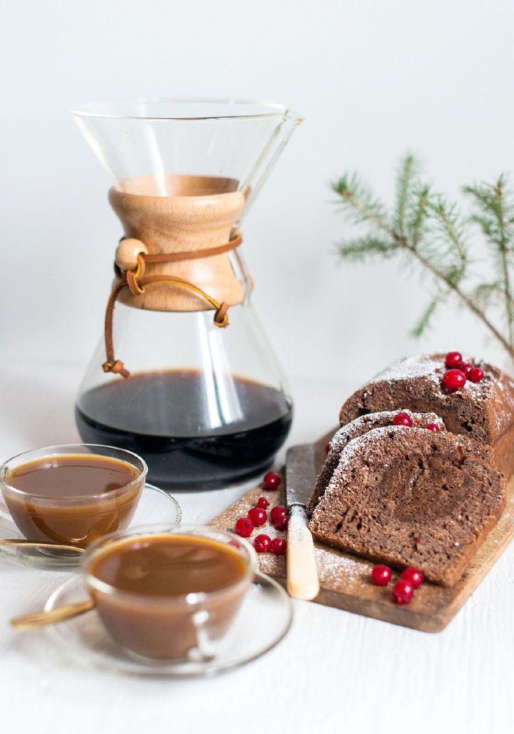 GLUTENFREE SOFT GINGERBREAD CAKE